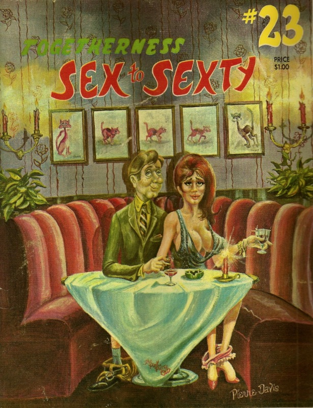 Sex to Sexty – Issue #23 – Togetherness