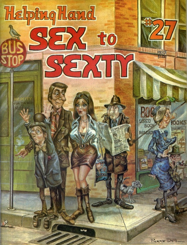 Sex to Sexty – Issue #27 – Helping Hand