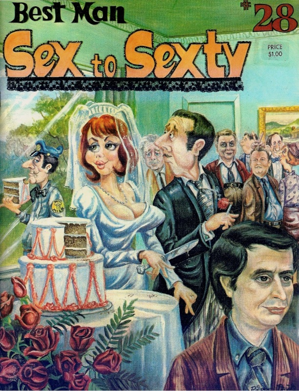 Sex to Sexty – Issue #28 – Best Man