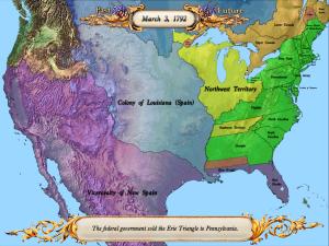US Evolution: March 3, 1792